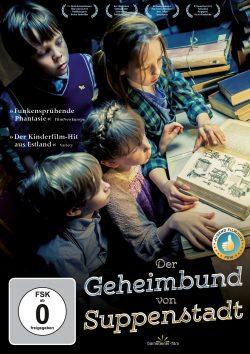 Der Geheimbund von Suppenstadt DVD Front
