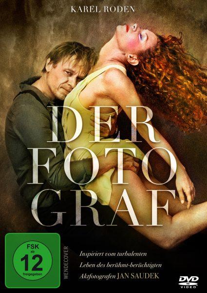 Der Fotograf DVD Front