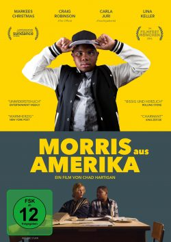 Morris aus Amerika DVD Front