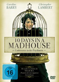 10 Days in a Madhouse DVD