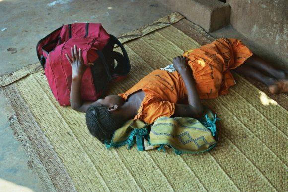 Cahier Africain Szenenbild