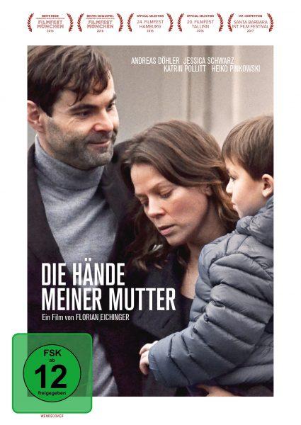 Die Hände meiner Mutter DVD Front