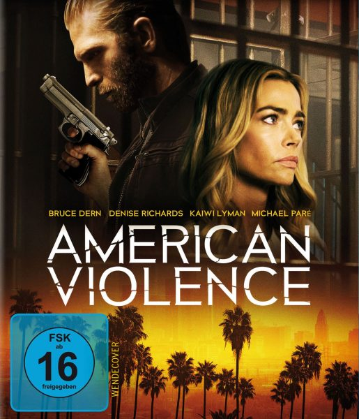 American Violence BDohneBox