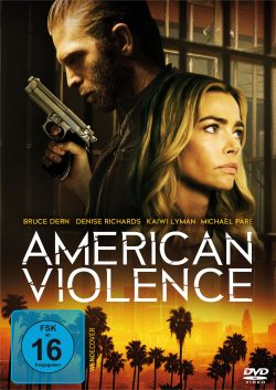 American Violence DVD Front