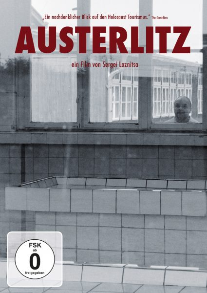 Austerlitz DVD Front