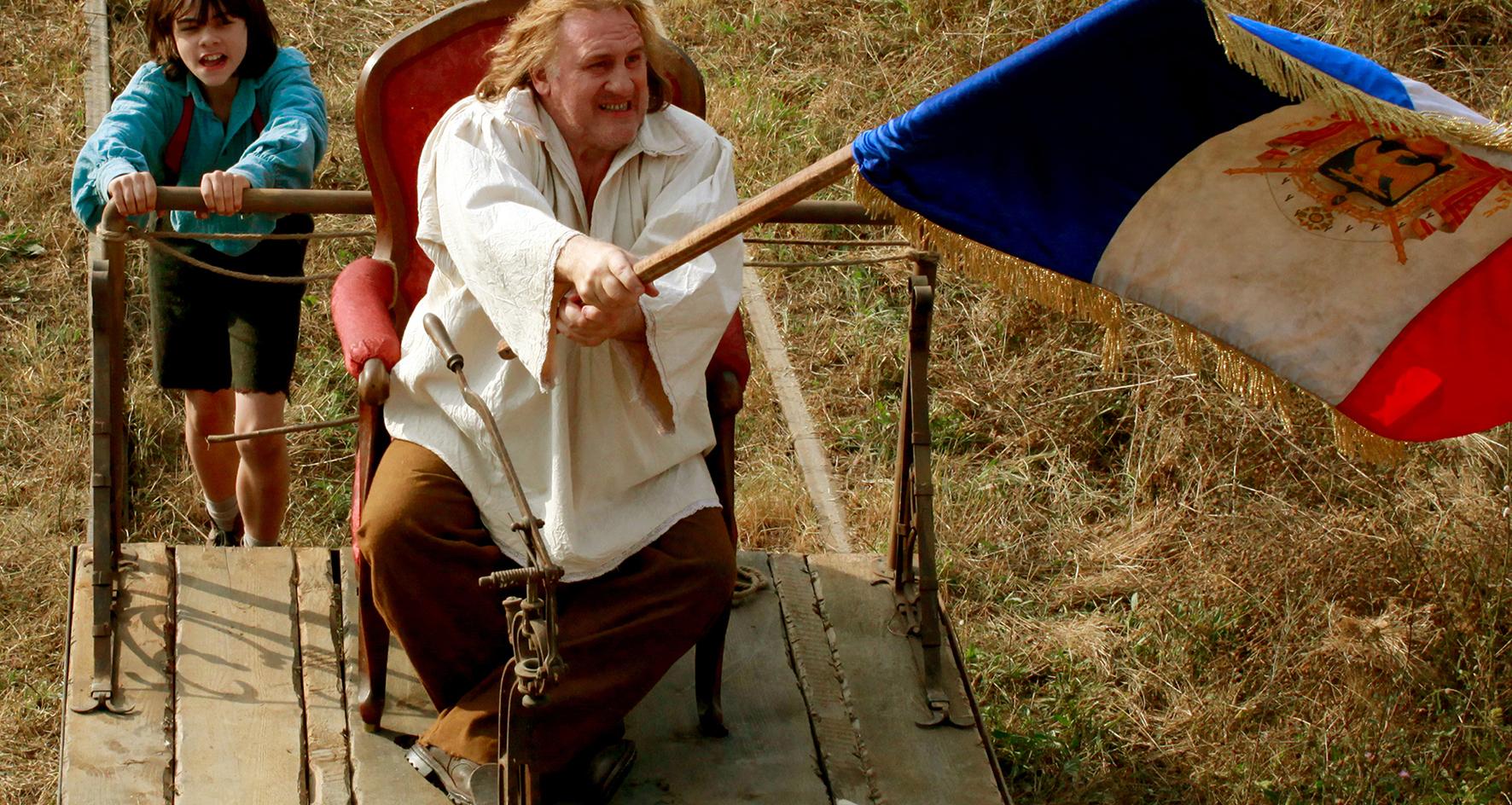 Bon Voyage, ihr Idioten!