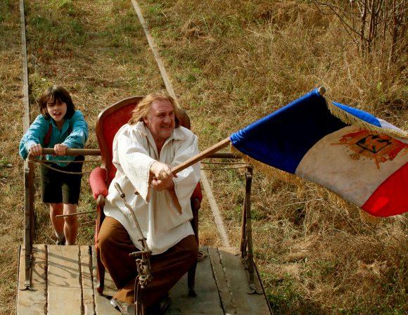 Bon Voyage Szenenbild