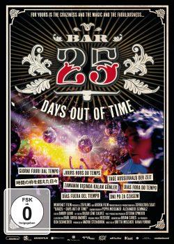 Bar 25 DVD Front