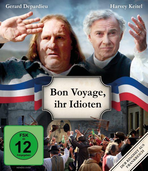 Bon Voyage Ihr Idioten BDohneBox