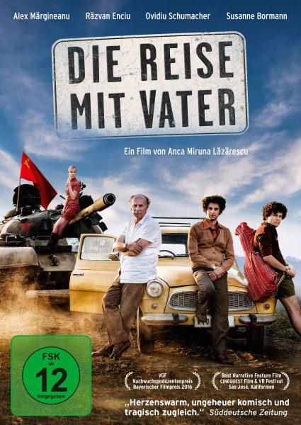 Die Reise mit Vater DVD Front