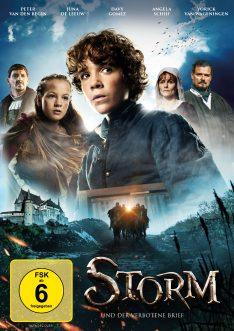 STORM UND DER VERBOTENE BRIEF_DVD