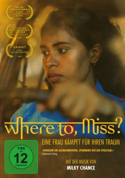 Where to, Miss? DVD Front