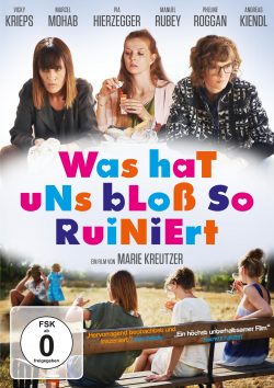 Was hat uns bloss so ruiniert - DVD Front
