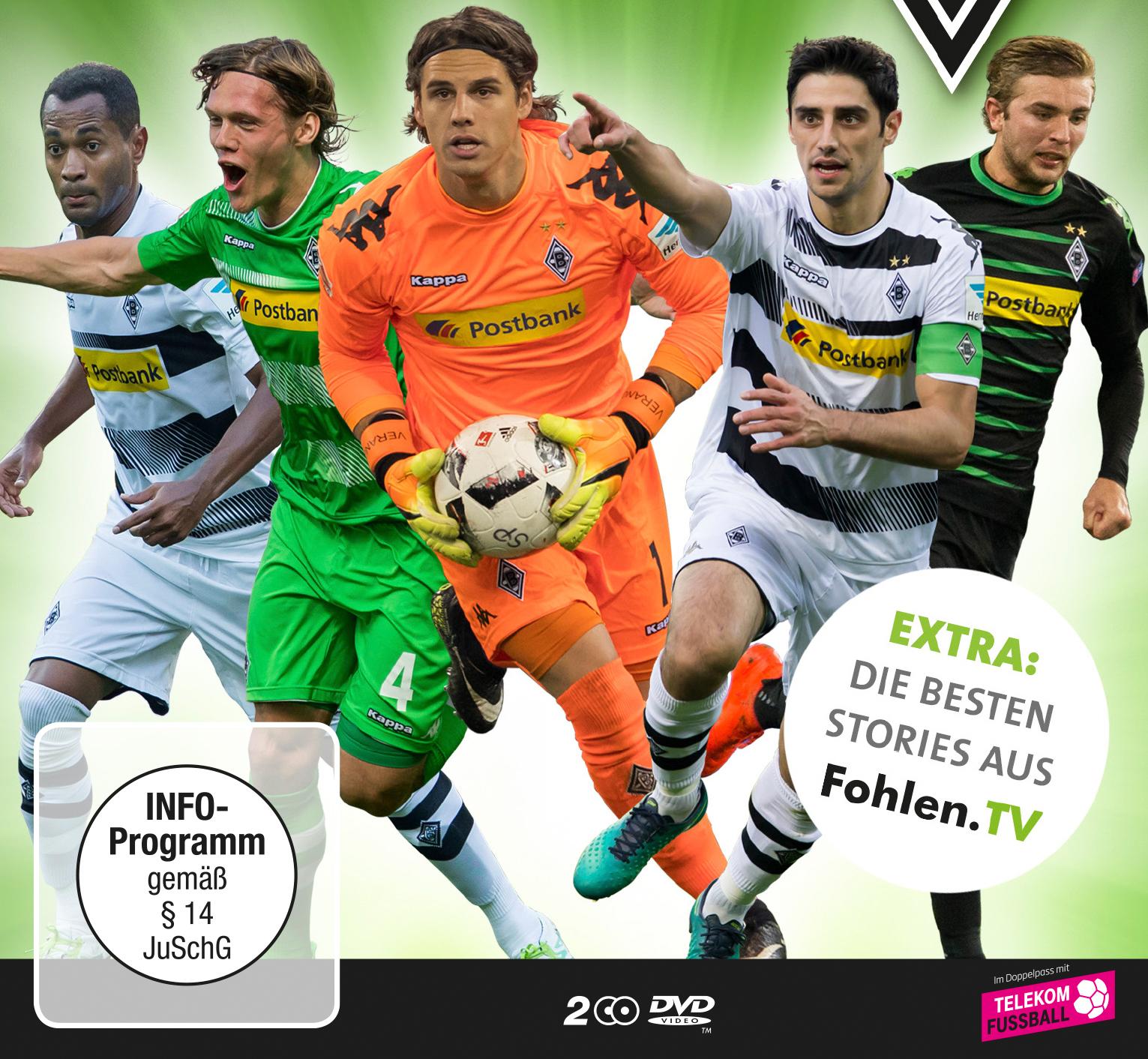 Borussia Mönchengladbach Saisonrückblick 2016-17
