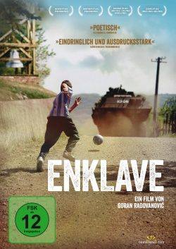 Enklave DVD Front
