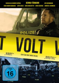 VOLT DVD Front