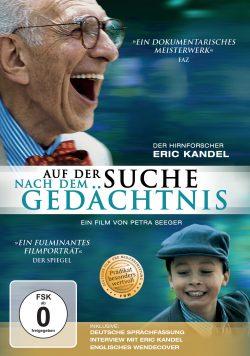 Auf der Suche nach dem Gedächtnis DVD Front