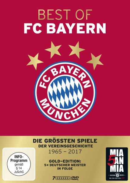Best of FCB 2017 DVD Front