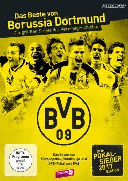 Borussia Dortmund DVD Front