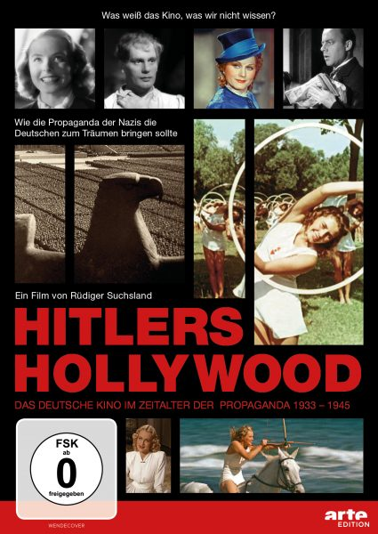 Hitlers Hollywood DVD Front