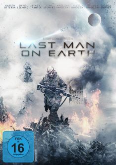 Last Man on Earth DVD
