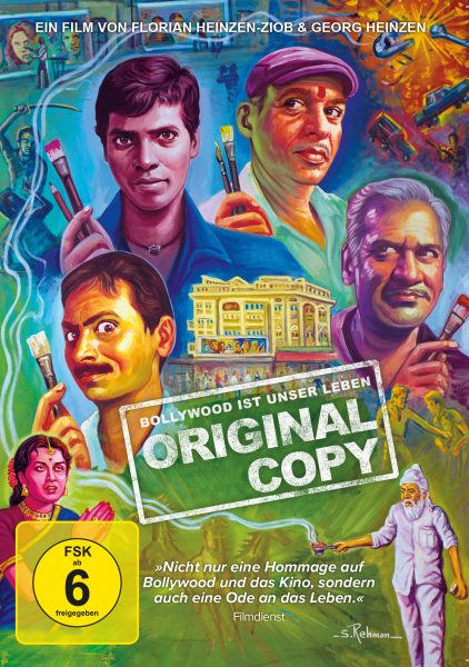 Original Copy DVD Front