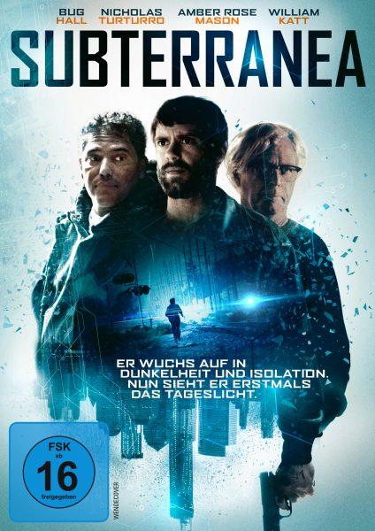 Subterranea DVD Front