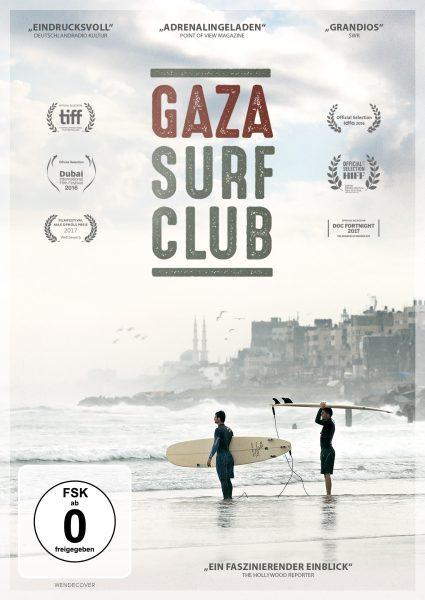 Gaza Surf Club DVD Front