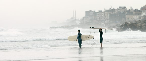 Gaza Surf Club Szenenbild