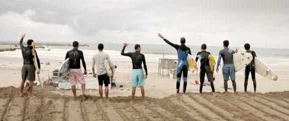 Gaza Surf Club Szenenbild