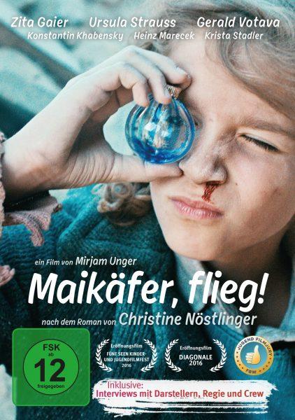 Maikäfer, flieg! DVD Front