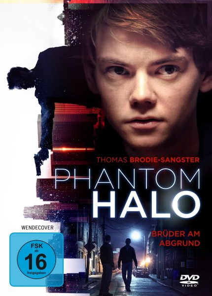 Phantom Halo DVD FRont