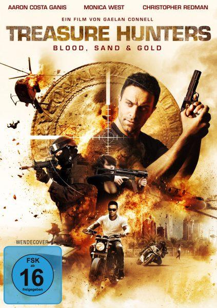 Treasure Hunters DVD Front