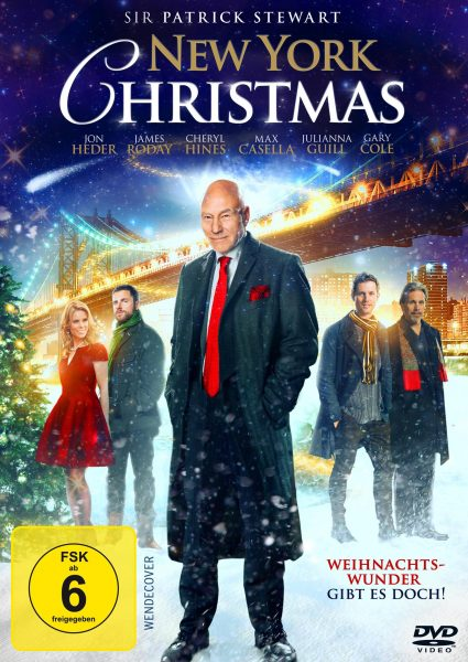 New York Christmas DVD Front