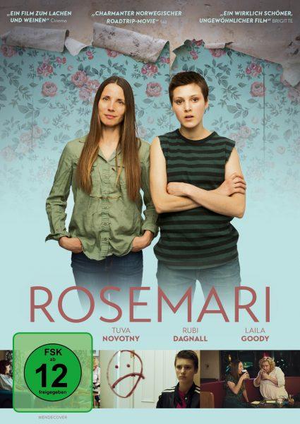 Rosemari DVD Front