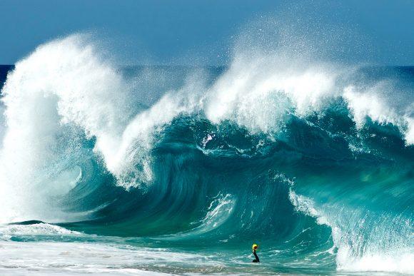 Shorebreak Szenenfoto