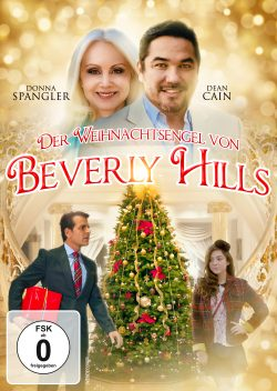 Der Weihnachtsengel von Beverly Hills DVD Front