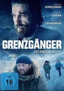 Grenzgänger DVD Front