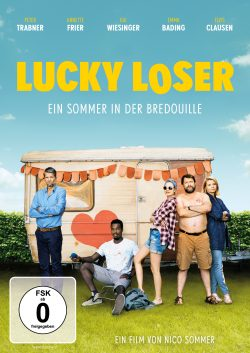 Lucky Loser DVD Front