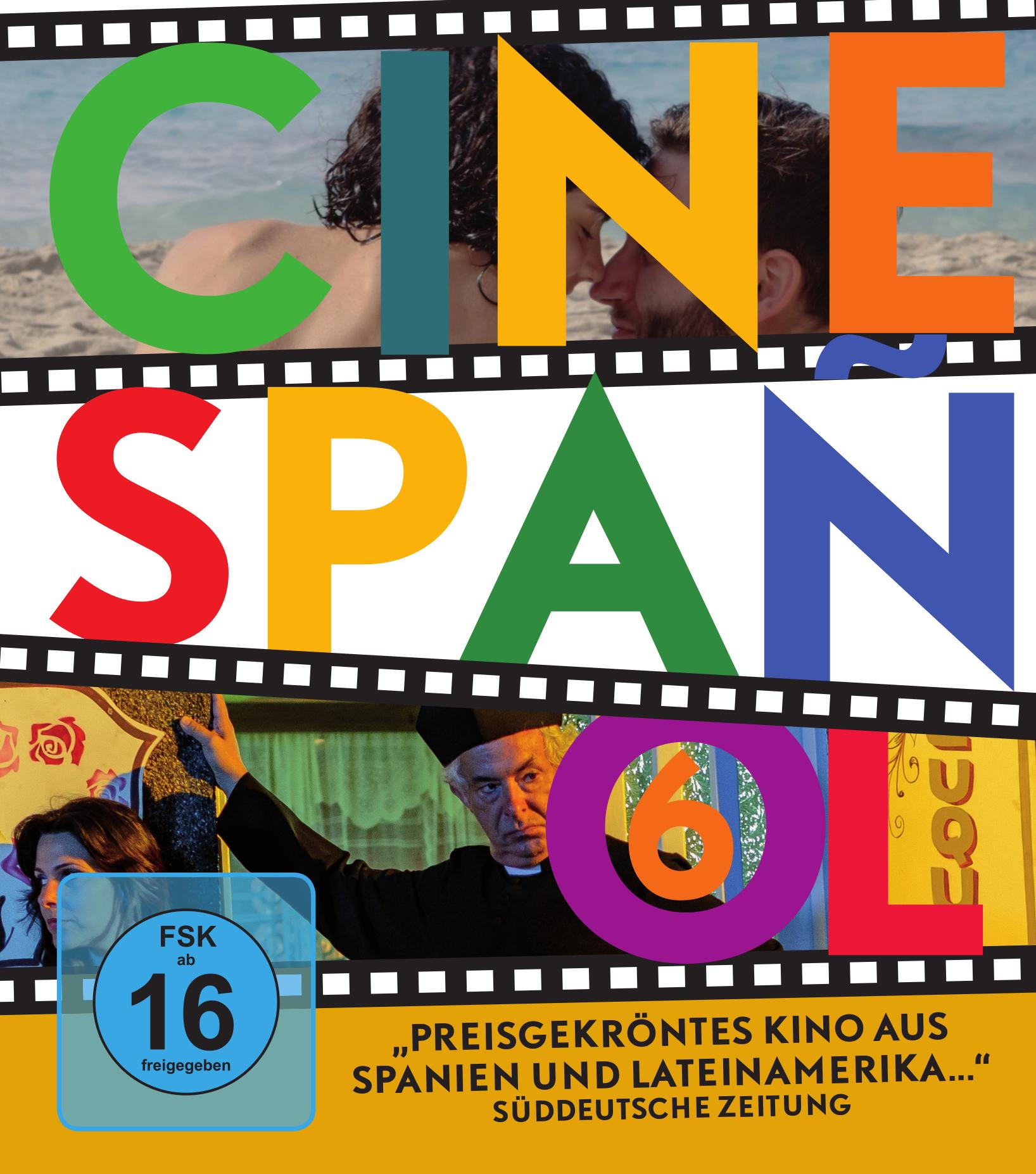 Cinespañol 6 Kollektionsbox (OmU)