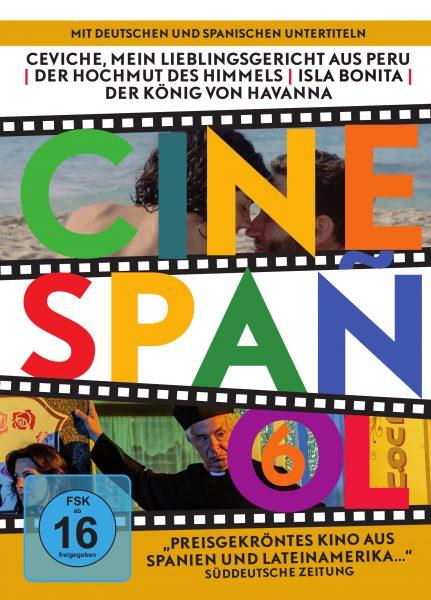 Cinespanol 6 Front