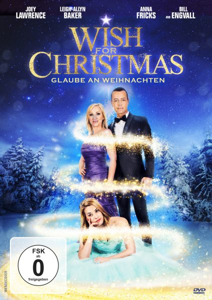 Wish for Christmas DVD Front