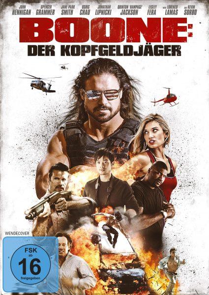 Boone-DVD