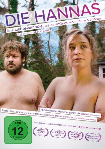 Die Hannas DVD Front