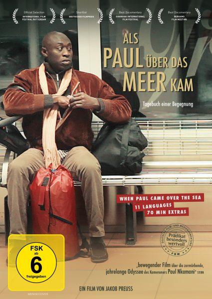 Als Paul über das Meer kam DVD Front
