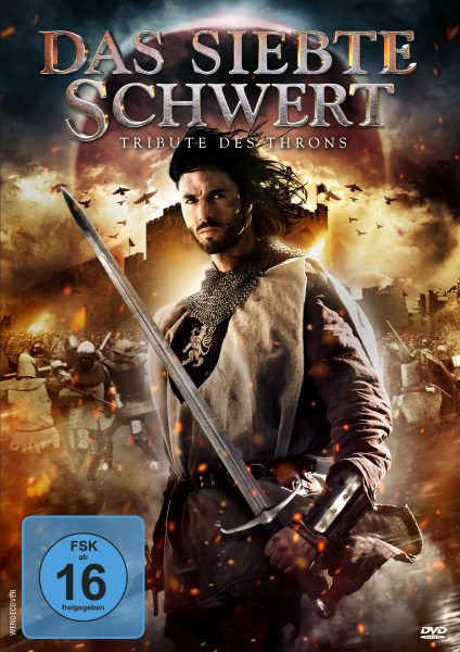 Das Siebte Schwert DVD Front