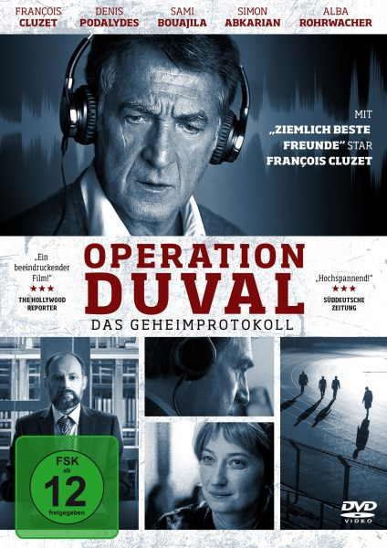 Operation Duval DVD Front