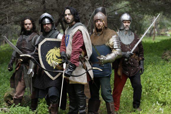 Das Siebte Schwert Szenenbild