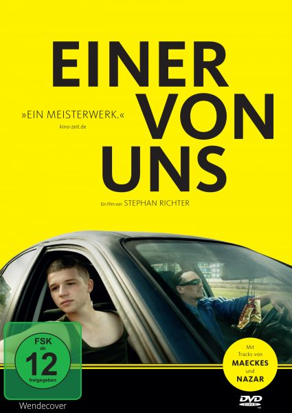 Einer von uns DVD Front