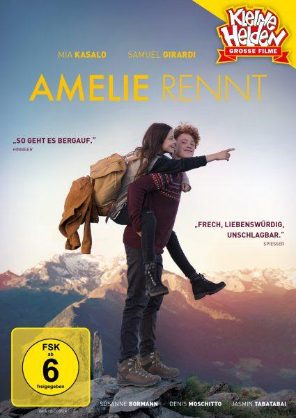 Amelie rennt DVD Front